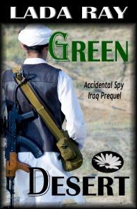 GREEN DESERT COVER ebook