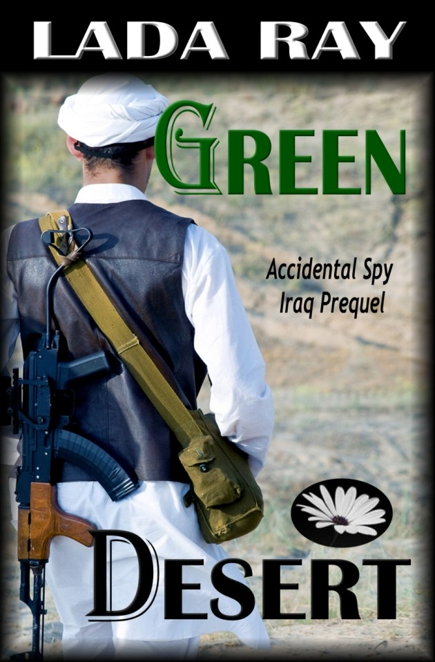 GREEN DESERT COVER ebook