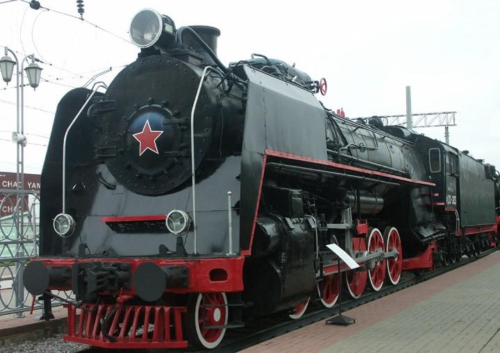 Russian Railwaus 48