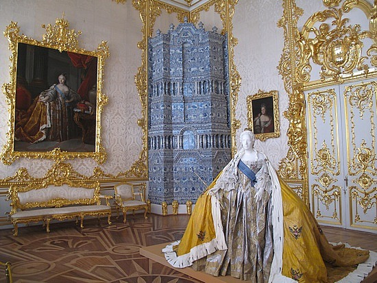 Tsars oligarchs and imperial treasure st petersburg russia