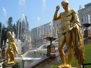 peterhof_grand_cascade