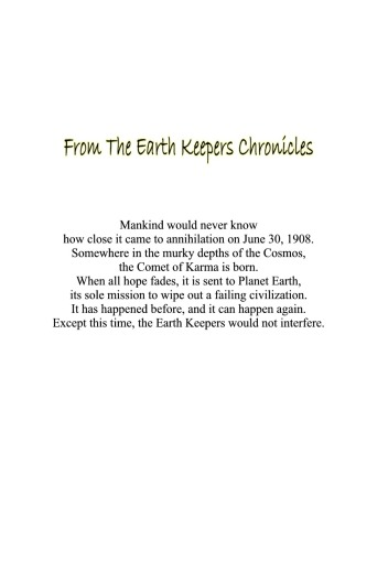 Front matter Earth Keepers excerpt 1