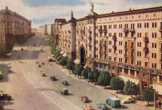 1950s Tverskaya