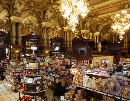 Eliseevsky store 4