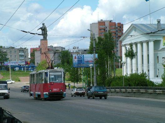 ivanovo tram