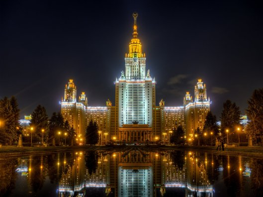Moscow University 3