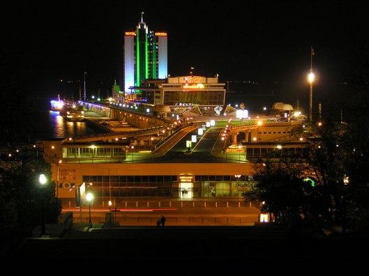 odessa-sea-port_night