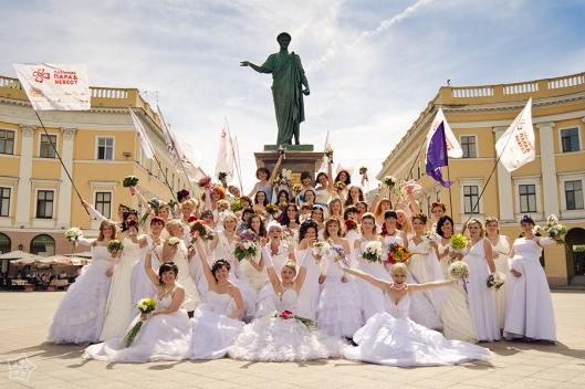 Bride parade 3