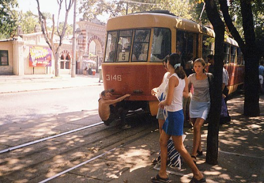 Odessa-tram # 5