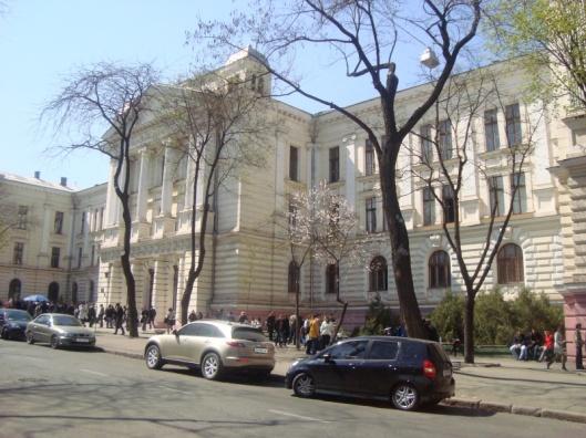 odessa university