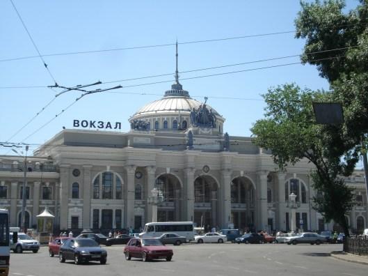 Odessky vokzal