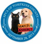 march for the animals Ithaca SPCA