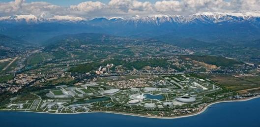 sochi olympic venues