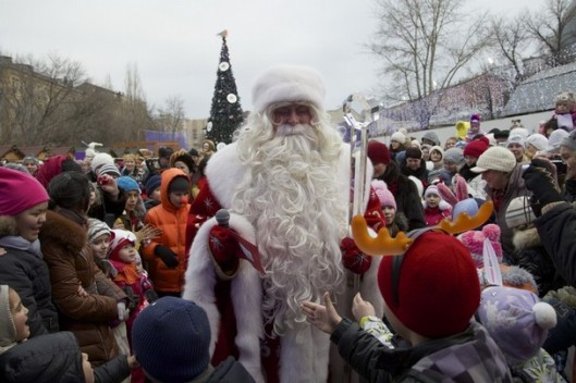 NY russia ded moroz 2