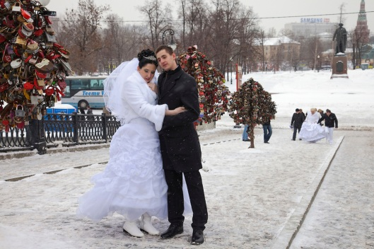 Moscow Winter Brides