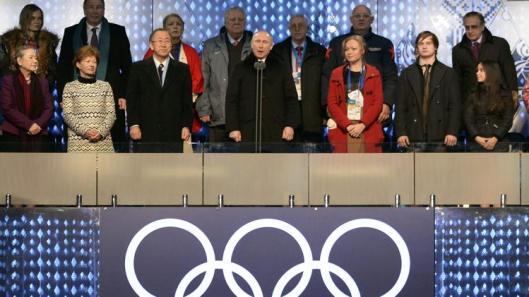 Opening ceremony Putin 2