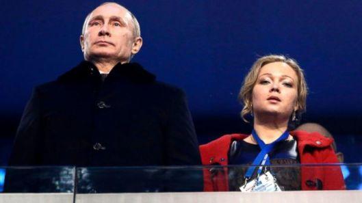 Opening ceremony Putin