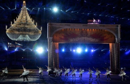 sochi closing tribute to rus ballet