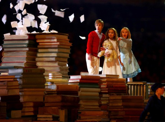 sochi closing tribute to rus literature