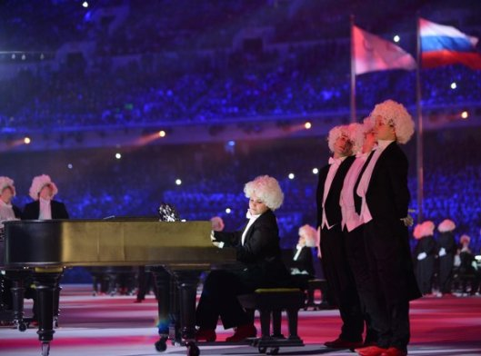 sochi closing tribute to rus music