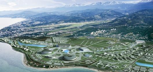 sochi olympics venues