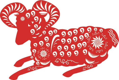 Chinese year of the sheep 2