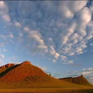 khakassia kurgan pyramids