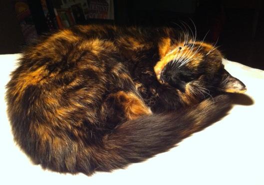 sleeping Lilechka