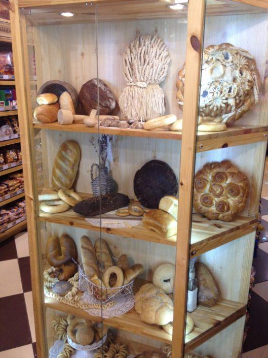 bakery shop Karavai Minsk 3