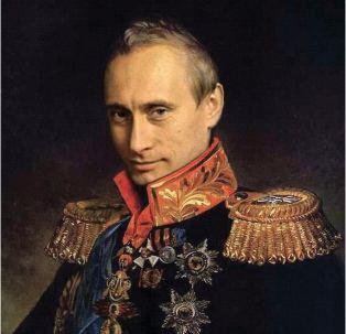 Tsar-Putin