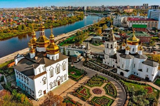 tyumen siberia russia
